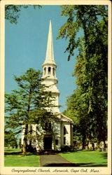 Congregational Church, Cape Cod