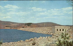 The Winsor Dam, Quabbin Reservoir