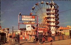 Amusement Park, Salisbury Beach