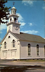 East Parish Methodist Meeting House, Lafayette Road