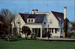 The Summer Home Of The Late John F. Kennedy