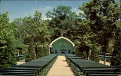 Outdoor Chapel Shrine Of Our Lady La Salette, Route 118