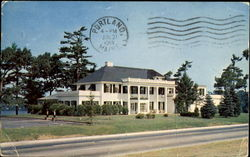 Towne Lyne House, Route U.S. 1