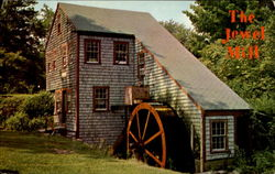 The Jewel Mill, U. S. Route 1, Newburyport Turnpike