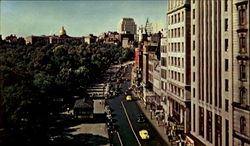 A General View Of Tremont Street