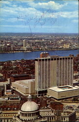 Sheraton Towers In The Sheraton-Boston Hotel, Prudential Center near Turnpike Exit 22