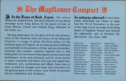 The Mayflower Compart