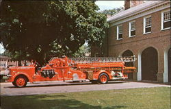 Ladder 1 Postcard