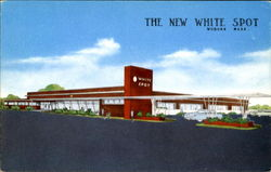 The New White Spot, Route 3 ? 1 Mile South of Route 128 Use Exit No. 34