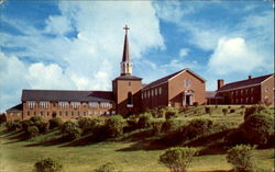 Carmelite Junior Seminary Postcard