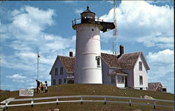 Nobska Light, Nobska Point