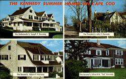 The Kennedy Summer Home On Cape Cod