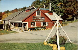 Gould's Sugar House, Mohawk Trail Route 2