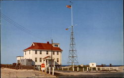U.S. Coast Guard Station At Race Point