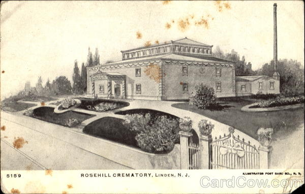 Rosehill Crematory Linden New Jersey