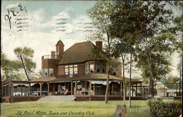 Town And Country Club St. Paul Minnesota