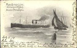 Red Star Line, Boston-Philadelphia