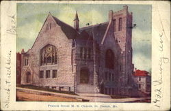 Francis Street M. E. Church