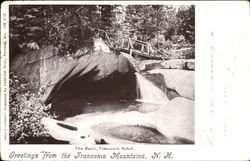 The Basin, Franconia Notch