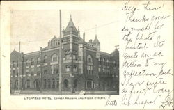 Litchfield Hotel, Corner Madison and Ryder Street