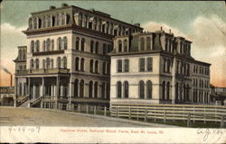 National Hotel, National Stock Yards