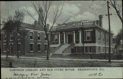 Carnegie Library And Old Court House