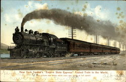 New York Central's Empire State Express