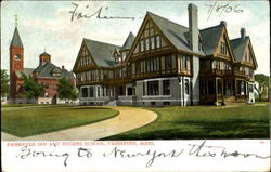 Fairhaven Inn And Rogers School