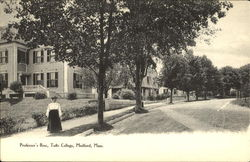 Professor's Row, Tults College