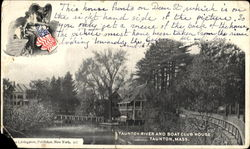 Taunton River And Boat Club House