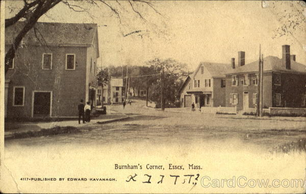 Burnham's Corner Essex Massachusetts