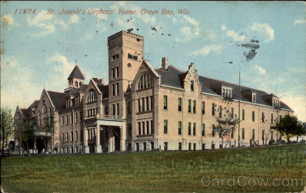 St. Joseph's Orphans' Home Green Bay Wisconsin