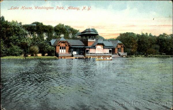 Lake House Washington Park Albany Ny