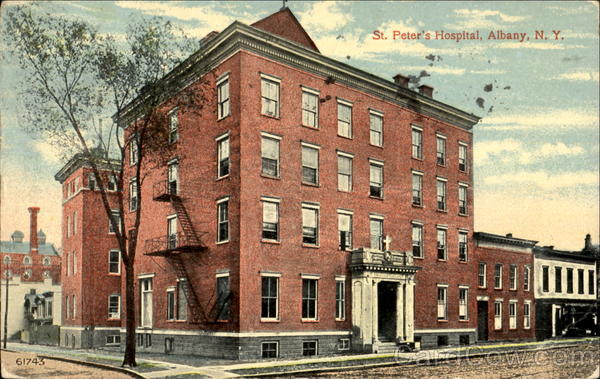 St. Peter's Hospital Albany New York
