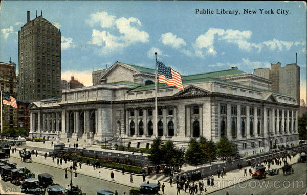 Public Library New York City