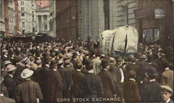 Curb Stock Exchange
