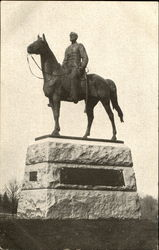 General Meade's Statue
