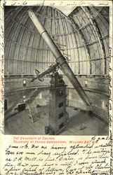 The University Of Chicago Telescope At Yerkes Observatory