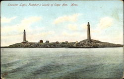 Thatcher Light, Thatcher's Island of Cape Ann