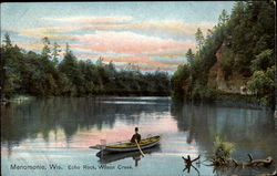 Menomonie, Echo Rock, Wilson Creek