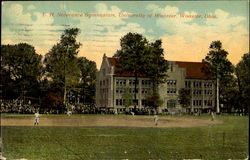 L. H. Severance Gymnasium, University of Wooster