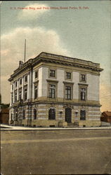U. S. Federal Bldg. And Post Office Postcard