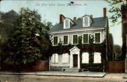 The First White House