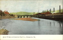 Stone Bridge And Cambria Steel Co