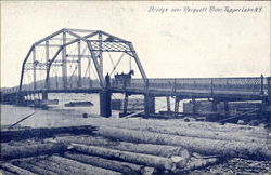 Bridge Over Recquett River