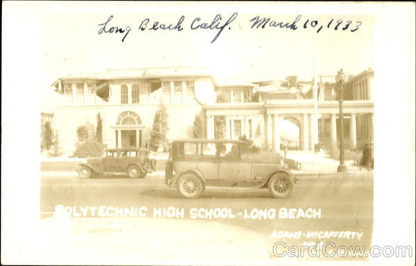 Polytechnic High School Long Beach California