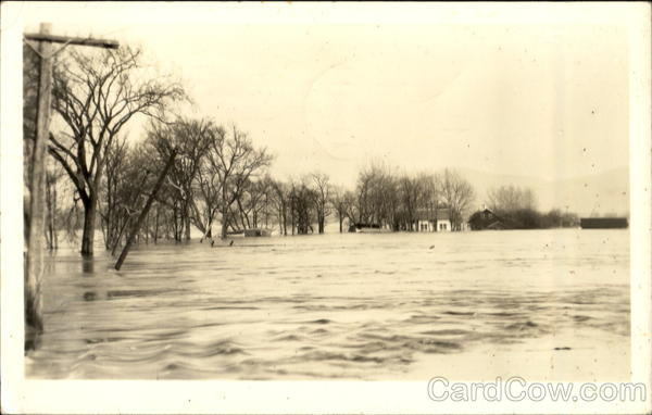 Flood Northampton Massachusetts Disasters