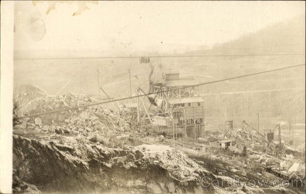 Mining Equipment, Train
