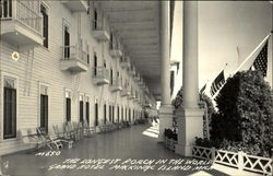 The Longest Porch In The World, Grand Hotel