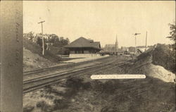 Train Station - Younglove Ave.